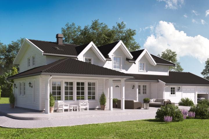 På tide å bygge ditt drømmehus?