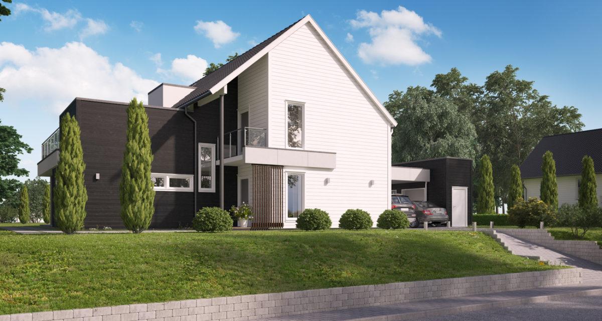Bygg ditt første hus